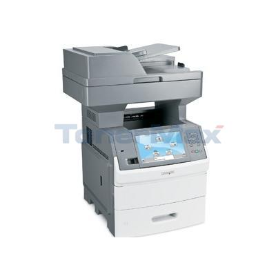 Lexmark X-656DE